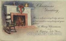 new001511 - New Years Eve Postcard Post Cards Old Vintage Antique