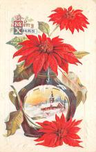 new002255 - New Years Day Postcards Old Vintage Antique Post Cards