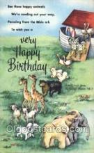 noa001006 - Noahs Ark Postcard Postcards