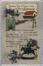 noa001010 - Noahs Ark Postcard Postcards