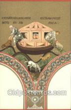 noa001013 - Mosaici Noahs Ark Postcard Postcards