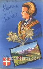 nov001037 - Souvenir de Savoie Novelty Postcard Post Cards Old Vintage Antique