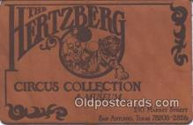 The Hertzberg Circus Collection & Musium, San Antonio, Texas USA