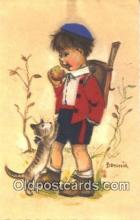 nov001061 - Artist Bonnie Novelty Postcard Post Cards Old Vintage Antique