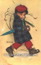 nov001062 - Artist Bonnie Novelty Postcard Post Cards Old Vintage Antique