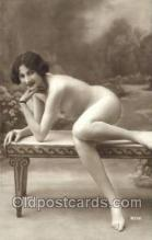 nud000014 - Non - Postcard Backing Real Photo Nude, Nudes Postcard Post Cards