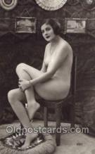 nud000067 - Non - Postcard Backing Real Photo Nude, Nudes Postcard Post Cards