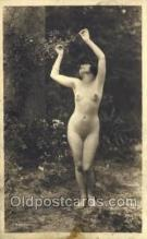 nud000085 - Non - Postcard Backing Nude, Nudes Postcard Post Cards