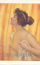 nud001036 - Artist Styka Nude, Nudes Postcard Postcards