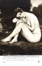 nud001060 - Artist Henry GSell Nude Nudes Postcard Postcards