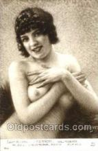 nud001065 - Artist J. Seeberger Nude Nudes Postcards Postcards