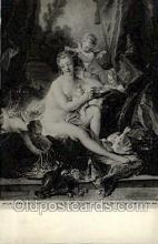 nud001104 - Artist Francois Boucher, Nude Postcard Postcards
