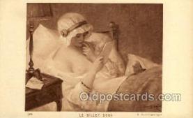 nud001113 - Nude Postcard Postcards