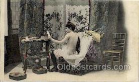 nud001116 - Nude Postcard Postcards