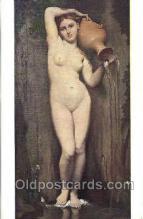nud001142 - Artist J.A.D. Ingres, Nude Postcard Postcards