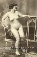 nud001161 - Non-Postcard Backing Nude Postcard Postcards