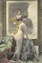 nud001163 - Non-Postcard Backing Nude Postcard Postcards