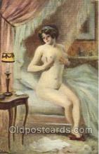 nud001167 - Nude Postcard Postcards