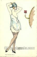 nud001168 - Nude Postcard Postcards