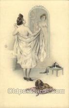 nud001169 - Nude Postcard Postcards