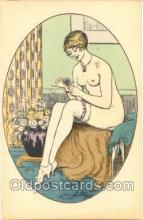 nud005002 - Artist Edy Nude, Nudes Postcard Postcards