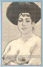 nud005005 - Nude, Nudes Postcard Postcards