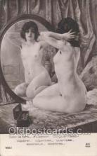 nud006005 - Artist Chanot Nude, Nudes Postcard Postcards