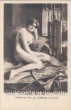 nud006017 - Artist G. Bussiere Nude, Nudes Postcard Postcards
