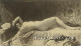 nud006043 - Nude Postcard Postcards