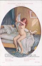 nud007010 - Artist Lucas Nude, Nudes Postcard Postcards