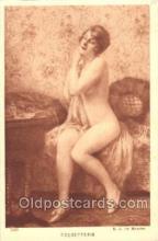 nud007029 - Artist De Mandre Nude Nudes Postcard Postcards