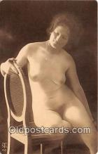 nud007068 - reproduction of vintage photos Postcard Post Card