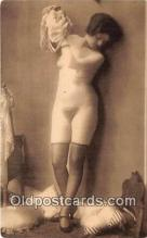 nud007072 - reproduction of vintage photos Postcard Post Card