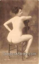 nud007080 - reproduction of vintage photos Postcard Post Card