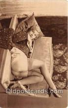 nud007083 - reproduction of vintage photos Postcard Post Card