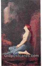 nud007087 - Postcard Post Card