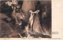 nud007088 - Ingres Musee Du Louvre, Paris Postcard Post Card