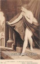 nud007092 - J Van Leruis Le Devoument de Lady Godiva Postcard Post Card