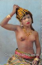 nud007118 - D'Afrique du Nord  Postcard Post Card