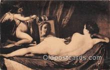 nud007154 - Postcard Post Card