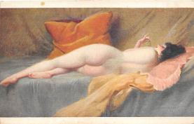 nud008002 - Nude Postcard