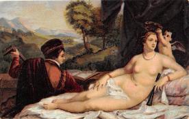 nud008020 - Nude Postcard