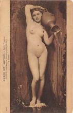 nud008026 - Nude Postcard