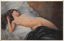 nud008033 - Sweet Dreams Nude Postcard