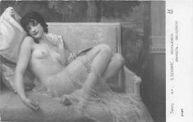 nud008051 - Nude Postcard