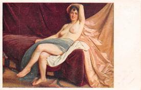 nud008053 - Nude Postcard