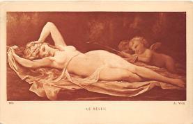 nud008056 - Nude Postcard