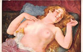 nud008060 - Nude Postcard