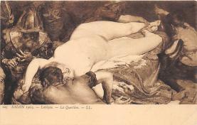 nud008084 - Nude Postcard