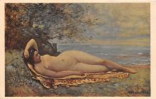nud008087 - The Metropolitan Museum of Art Nude Postcard